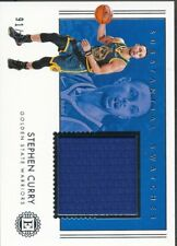 2018-19 Panini Encased Substantial Swatches #SW-SCY Stephen Curry Jsy /99