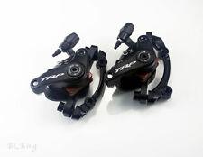 TRP SPYKE F+R:160mm /mechanical disc brake Dual Side Actuation MTB set