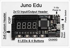 DIY electronic Kit -  Juno Edu Atmega32a 32KB arduino Avr MCU uno nano board smt