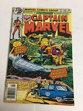 Captain Marvel 60 Nm- Near Mint- Marvel