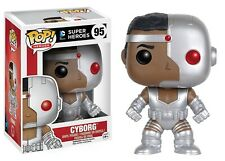 Funko - POP Heroes: Classic Cyborg POP Vinyl Action Figure New In Box