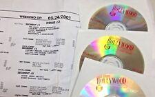 RADIO SHOW:LEEZA 3/24/01 CRANBERRIES, AEROSMITH, CHER, HOOTIE, GREEN DAY,MADONNA
