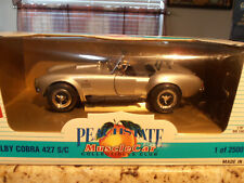 Ertl Peachstate Collectibles 1965 Shelby Cobra 427 Sc