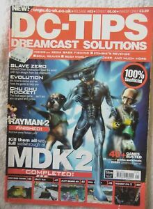 77368 Issue 03 DC-Tips Dreamcast Solutions Magazine 2000