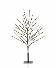 Holiday Lane Led 3 Foot  Tree Ornament (Brown)