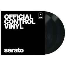 "Serato Performance Series 12"" Control Vinyl (Pair, Black)"