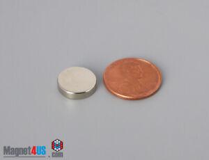 """12.7x 3mm 1/2""""x 1/8"""" N40/N52  Strong Rare Earth Neodymium Fridge Disc Magnets"""