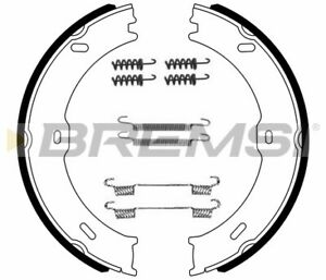 New Rear Hand Brake Shoes to Fit: Mercedes Sprinter 309-318 06-