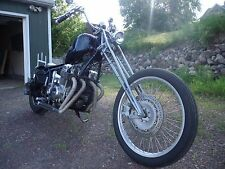 1978 Honda CB750 w AMEN Savior frame
