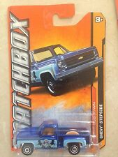 Matchbox - 2012 - #66 - Chevy Stepside
