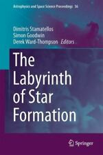 The Labyrinth of Star Formation 36 (2014, Hardcover)