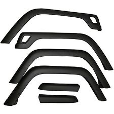 Replacement Fender Flare Flares Kit with hardware  Jeep Wrangler TJ 1997-2006