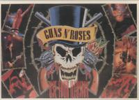 Guns N' Roses Carte Postale Postcard 1371