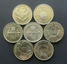More details for £2 pound coin - choose year 1986-1996 uk old style two pound coins