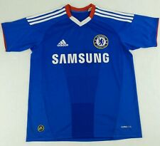 Vintage Adidas 2010-2011 Chelsea F.C Soccer Jersey Size Youth M-L