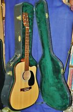 2010 MARTIN DC-1E Acoustic/Electric Dreadnought, Made in USA, VGCond, OHSC!