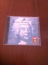 Handel: Water Music Marriner