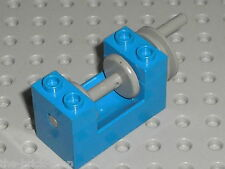 LEGO vintage Blue winch ref 73037 / set 733 6600 4177 5169 1242 6559 ...