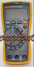 New FLUKE 117C HAVC VoltAlert Backlight Multimeter