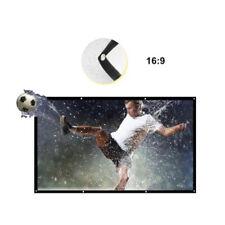 """Heimkino Beamer Projektor Leinwand Beamerleinwand HDTV 120"""" 16:9 4:3 232 * 155cm"""
