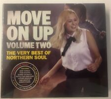 Various Artists - Move On Up, Vol. 2 - The Very Best Of Northern Soul(3xCD)