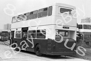 Bus Negative & Copyright WEST MIDLANDS PTE JGU 296K [5527]