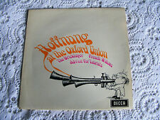 """Gerard  Hoffnung  The  Bricklayer /  French  Widows / Advice  For Tourists  7"""""""