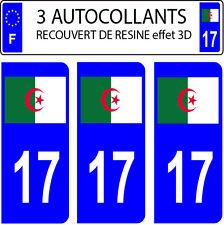 1 sticker plaque immatriculation auto DOMING 3D RESINE FAGNON PORTUGAL DEPA 92