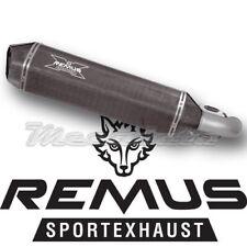 Echappement Remus Carbone Ducati Hypermotard 1100 S 07>