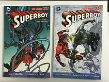 DC SUPERBOY INCUBATION EXTRACTION Volume 1 & 2 TPB NEW 52 (Superman)