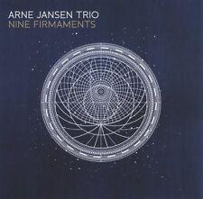 Arne Trio Jansen-Nine tremare CD NUOVO