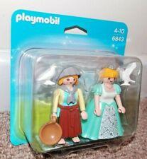 Playmobil 6843 Princess And Handmaid [NEW]