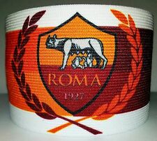 AS Roma Captain Armband Fascia Capitano Brazalete Capitan Italy Italia Totti