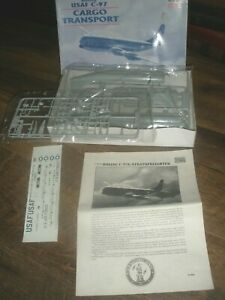 Minicraft Models Boeing USAF C-97 Cargo Transport 1:144 Kit #14440 NEW OPENED
