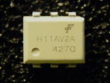 10x Optokoppler H11AV2A Transistor Output (70V/100mA), Fairchild