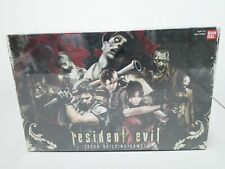 Resident Evil Deck Building Game New Factory Sealed