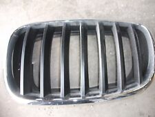 BMW NEW GENUINE X5 E70 X6 E71 (08-12) FRONT LEFT N/S KIDNEY GRILL 51137185223