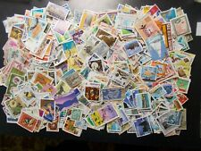 More details for  quality packet of 1000 different~brit commonwealth~used stamps~collection~uk