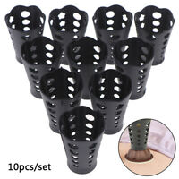 10Pcs Ai Candle Stick Moxibustion Cover Anti-Hot Anti-Ash Moxa Massage Co DD