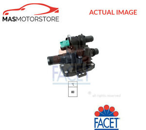ENGINE COOLANT THERMOSTAT FACET 78708 P FOR VOLVO S40 II,V50,C30,V70 III,S80 II