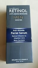 Skincare Cosmetics - Retinol Anti-Aging Skincare for Men - Facial Serum - 30ml