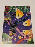 Marvel Fanfare #4 December 1996 Marvel Comics