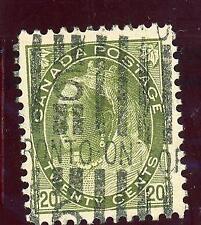 Canada 1900 Scott# 84 canceled