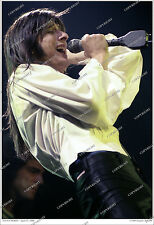 STEVE PERRY Journey 1980 ORIGINAL 19x13 LIVE PHOTO Limited Ed./Numbered/no cd/lp