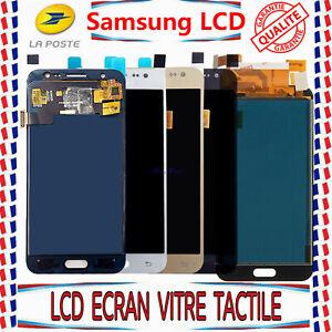 Ecran LCD Pour Samsung Galaxy S5/S7/J3/J5 2016/J7 2017/A3/A5 Blanc/Noir/Bleu