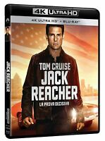 JACK REACHER - LA PROVA DECISIVA - 4K ULTRA HD + BLU-RAY