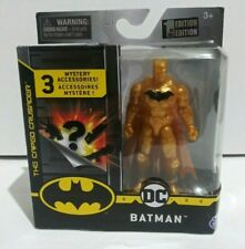 DC Batman The Caped Crusader Gold Suit by Spin Master