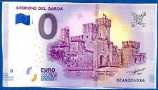 BILLET Touristique - 0 € - IT - SIRMIONE DEL GARDA -  n° 4086 - SEAG