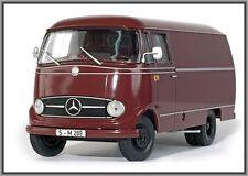 Dingler MB 319 Kastenwagen rot im Maßstab 1:32 (200202)