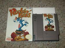 Rockin' Kats (Nintendo Entertainment System, 1991) with Box GOOD